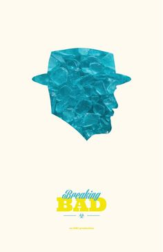 Breaking Bad  TV Icons by sap41387 on Etsy, $15.00