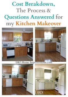 Kitchen Makeover featured in Better Homes and Gardens house design Kitchen Redo, Kitchen Remodel, Kitchen Design, Kitchen Ideas, Home Renovation, Home Remodeling, Bathroom Renovations, Updated Kitchen, Home Decor Inspiration