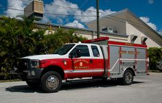 South Trail Fire District, FL - Rescue 61