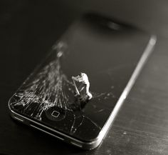 Photograph Broken iPhone by Louise Fahy on 500px