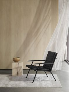 Vipp Launches First Lounge Chair and It Does Not Disappoint - Design Milk 1950s Furniture, Modern Furniture, Furniture Design, Plywood Furniture, Chair Design, Design Design, Sofa Lounge, Shelter, Loft
