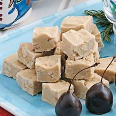 Brown Sugar Cashew Fudge Recipe