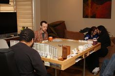 Gaming Table on Flickr