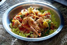 Janet DeNeefe's Balinese-style paella (Image: Mark Roper)