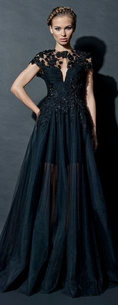 CHRYSTELLE ATALLAH COUTURE SS 2013