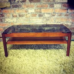 Myers retro coffee table from The Old Barnyard at Amorini