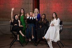 Ocean's 8 Cast, Ocean's Eight Cast, Vampire Barbie, America Movie, Oceans 8, Rocker Girl, Middle Aged Women, Cute Love Memes, Badass Women