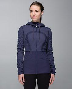 I Loooove this jacket i have! Lululemon Dance Studio Jacket III