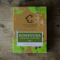 Brew delicious, organic kombucha at home and save money! Commercial kombucha sells for $3+ per bottle. Using our kombucha starter culture you can brew your own kombucha for $2 per gallon. When combine