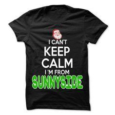 Keep Calm Sunnyside Christmas Time T Shirts, Hoodie Sweatshirts