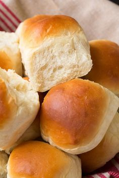 One Hour Dinner Rolls | Cooking Classy