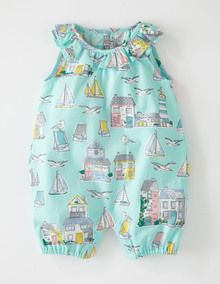I've spotted this Pretty Playsuit Surf Harbour View Toddler Fashion, Kids Fashion, Fashion Outfits, Baby Girl Photography, Baby Fashionista, Girl Inspiration, Girls Rompers, Kid Styles, My Baby Girl