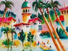 Tropical paradise_ELLEN NEGLEY