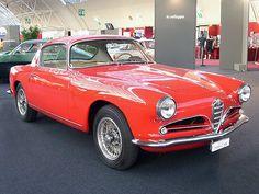 Alfa Romeo 1900CSS Superleggera (1954)