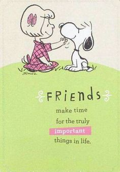 Friends are forever.