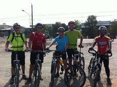Vietnam Biking / Biking Mekong Delta / MEANDERING OF THE MEKONG DELTA BIKING TRIP http://indochinacyclingtour.com/site/tour/view/9/135/meandering-of-the-mekong-delta-biking-trip.html