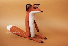 25 cm The  LITTLE PRINCE FOX - sale - 41 usd not 51 - original plush little toy - The serie Prince by MokosMiniature on Etsy https://www.etsy.com/listing/289637563/25-cm-the-little-prince-fox-sale-41-usd