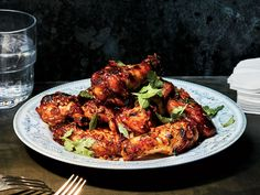 These sticky-sweet Vietnamese chicken wings get their addictive flavor from crispy garlic, lime juice, and fish sauce. Get the recipe at Food & Wine. Wine Recipes, Asian Recipes, Cooking Recipes, Ethnic Recipes, Chicken Kabobs, Chicken Wings, Chicken Breasts, Best Superbowl Food, Asian Turkey Meatballs