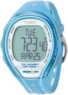 """Timex Women's T5K590 """"Ironman"""" Fitness Watch ** More info could be found at the image url."""