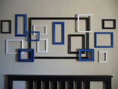 Ideas For Art Gallery Window Display Hallways Frame Wall Collage, Gallery Wall Frames, Frame Wall Decor, Diy Wall Art, Frames On Wall, Framed Wall Art, Art Gallery, Mt Design, Brown Wall Decor