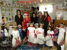 The children at our Early Learning Centers in Romania (Pericei and Ilisua), and Armenia love Christmas! Like any of the Center's parties, we take this opportunity to bless them with necessities such as socks and food and treats like candy (what kid doesn't like candy?). The kids get to dress up for the party and have a great time, even receiving a special visit from Santa Claus. Help make Christmas a little brighter for the kids at our Early Learning Centers.