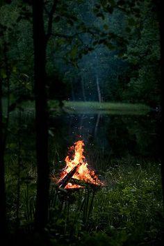 lori-rocks: Midsummer Bonfire…by Pekka Vaino Beltane, Camping Photography, Nature Photography, Landscape Photography, Tenda Camping, Excursion, Iron Age, Camping Life, Camping Hacks