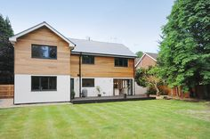 Conversion of Bungalow to Two Storey House, Hampshire