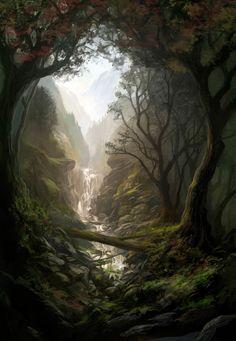 La fin de la forêt