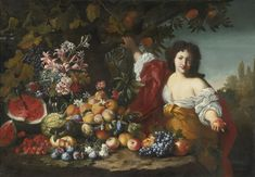 Abraham Brueghel Guillaume Courtois, called Guglielmo Cortese Antwerp 1631 - 1690 Naples St Hippolyte, Franche-Comté 1628 - 1679 Rome | Lot | Sotheby's