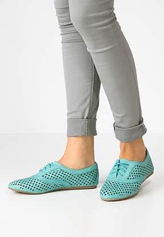 Anna Field - Lace-ups - turquoise