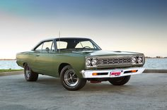 1968 Plymouth Satellite  http://www.musclecardefinition.com/