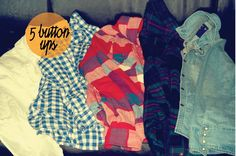 i loves these. im such a flannel lover.