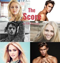 This is my fav book from Off-Campus Series, the Score elle kennedy