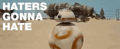 "The Best Of The Internet's Reactions To The New ""Star Wars"" Trailer  Star Wars: The Football Returns  ROBOT FOOTBALL"