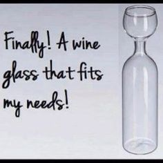 Now THAT'S a Wine Glass!