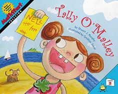 Tally O'Malley by Stuart J. Used this while teaching my students about tally marks. They loved it because the book is about tally GAMES! Who knew math could be fun? Math Classroom, Kindergarten Math, Teaching Math, Classroom Ideas, Teaching Ideas, Classroom Libraries, Math Literacy, Guided Math, Classroom Resources