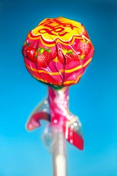 Still Life - Lollipop (Canvas) by Sarah Graham, Contemporary Painting for sale., Buy-FineArt.com