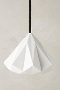 Mine Pendant Lamp / Anthropologie Unique Lighting, Home Lighting, Kitchen Lighting, Chandelier Pendant Lights, Pendant Lamp, Chandeliers, Room Lights, Ceiling Lights, Bedside Lighting