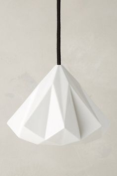 Mine Pendant Lamp #anthropologie