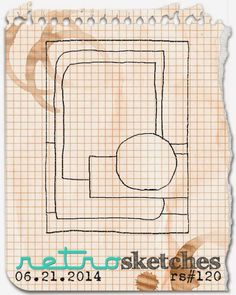 retro sketches : a challenge: retrosketches #120...