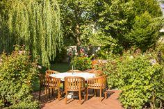 O nás Villa Rosa, Outdoor Furniture Sets, Outdoor Decor, Garden, Home Decor, Rosario, Garten, Home Interior Design, Decoration Home