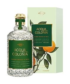 4711 Acqua Colonia Blood Orange \u0026amp; Basil Maurer \u0026amp; Wirtz �էݧ� �ާ�ا�ڧ� �� �ا֧ߧ�ڧ�