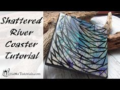 In this tutorial we will be making a polymer clay coaster using a cool mosaic effect. I'll be showing you how to get a tendril effect using Vintaj Patina Ink. Polymer Clay Canes, Polymer Clay Pendant, Polymer Clay Projects, Clay Videos, Clay Mugs, Metal Clay Jewelry, Precious Metal Clay, Air Dry Clay, Clay Tutorials