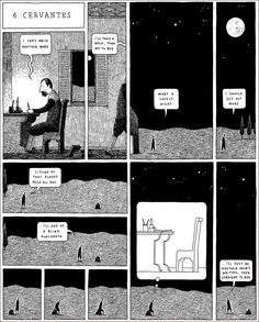 Some other favorites from the genius Tom Gauld #comics #illustration #story