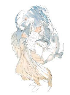 Pretty Art, Cute Art, Aesthetic Art, Aesthetic Anime, Illustrations, Illustration Art, Art Sketches, Art Drawings, Fanart