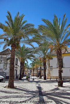 Faro downtown, Algarve - Portugal