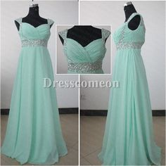 Mint Prom Dresses  Prom Dresses 2014 Cheap Prom by Dresscomeon, $159.00