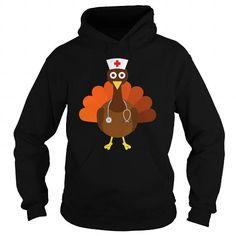 9123e0ad3e T-shirts Thanksgiving Turkey Nurse Funny Cute T-Shirt Face Tee Gift Fashion  for Men & Women Hot trend 2018