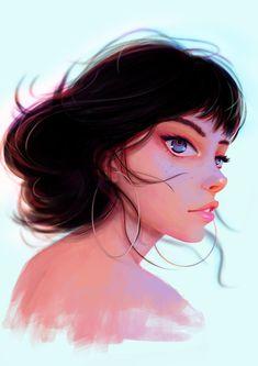 """""""girl portrait"""" https://www.instagram.com/p/BhHiDf1BUBU/?taken-by=ceydacngizz"""