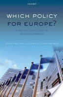 Which policy for Europe? : power and conflict inside the European Commission / Miriam Hartlapp, Julia Metz, Christian Rauh.    Oxford University Press, 2014